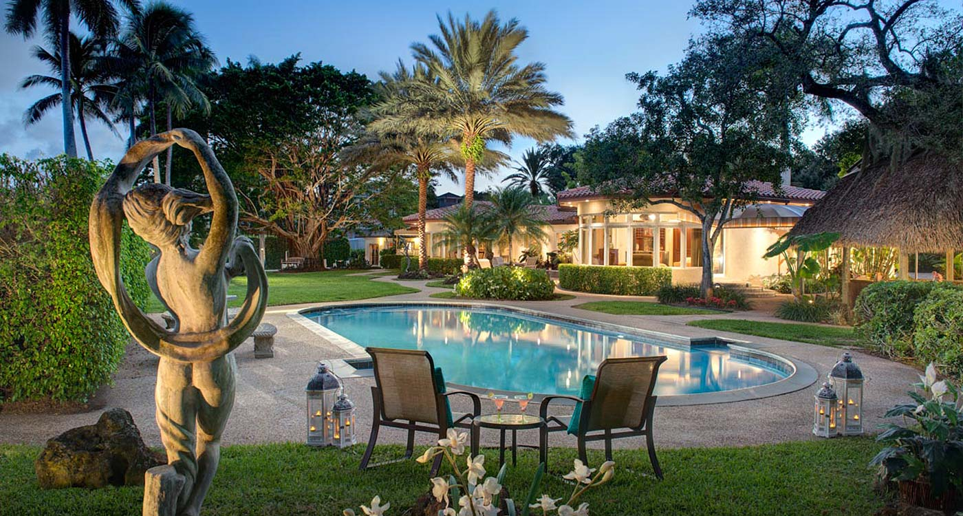 private villa Rentals Florida